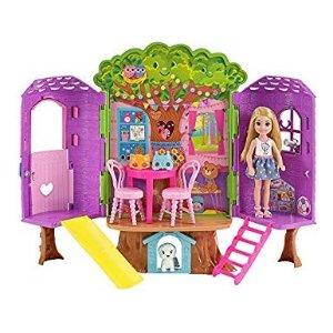 $16.49Barbie 芭比豪华树屋玩具