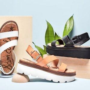低至4折+额外7.5折Bloomingdales 精选夏日凉鞋折上折热卖