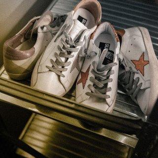 最高立减$300  收多款配色小脏鞋Golden Goose 男款小脏鞋专场  经典款$395收