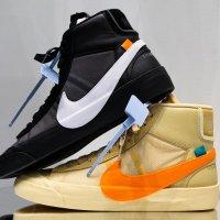 Nike x Off-White Blazer Mid全新联名Spooky Pack