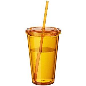 多色可选 低至€9.98入手noTrash2003 ins风高颜值水杯 自带杯盖吸管 喝水也可以更有趣