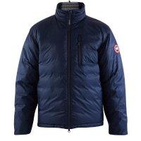 Canada Goose Lodge blue 短外套