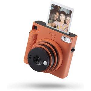 Fujifilminstax Square SQ1拍立得相机 赭石橙