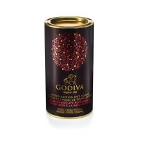 Godiva 薄荷黑巧克力热可可礼罐