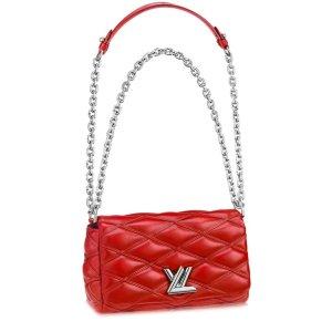 Louis VuittonGo-14 Mini链条包
