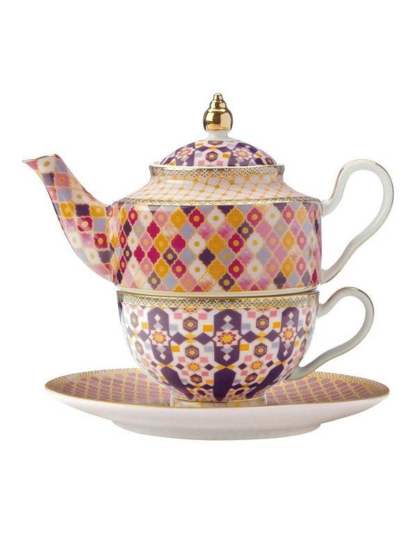 茶杯茶壶组合 380ML