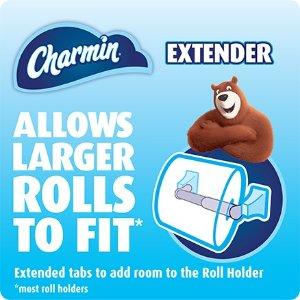 For FreeCharmin Toilet Paper Roll Extender