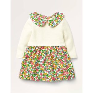 Boden婴幼儿针织连衣裙