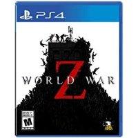 僵尸世界大战 PS4 实体版