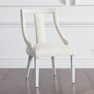 额外8折Z Gallerie 高端餐椅促销,多色可选
