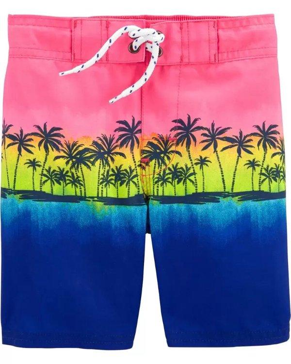 男小童泳裤