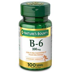 Buy 1 Get 1 FreeNature's Bounty Supplements Sale