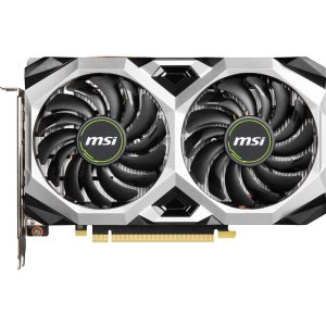 MSI GeForce GTX 1660 SUPER VENTUS XS OC 6GB Video Card