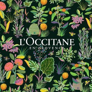 Today Only: Up to 50% offSelect Items Sale @ L'Occitane