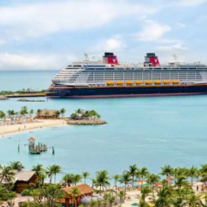 $576+ up to $500 onboard credit4 night Bahama line by Disney cruise deal@ CruiseDirect