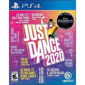 《舞力全开 2020》PS4 实体版