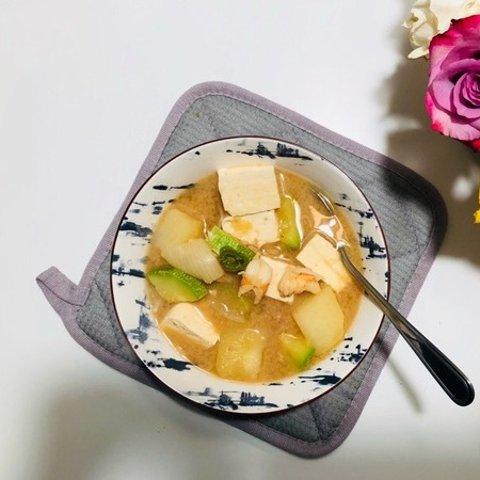 Seafood SoupKorean Miso Soup