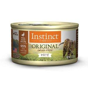 Instinct 鸭肉味无谷猫湿粮罐头 3oz 24罐