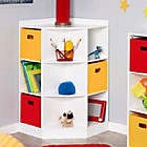 8.5折+额外8折+包邮RiverRidge Kids 多款儿童家具特卖