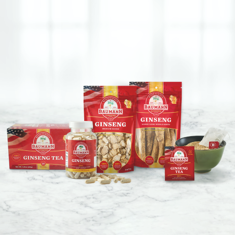 Up to 24% OffDealmoon Exclusive: Baumann American Ginseng Mid Autumn Sales