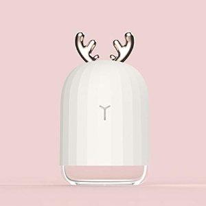 £9.99 少女心加湿器小夜灯 2款可选7色香薰加湿器限时热卖  一键舒缓全天压力