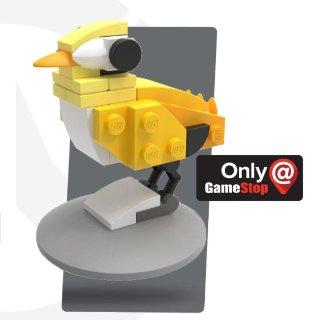 免费带走封面款小鸟GameStop 店内活动 Lego Workshop免费搭建