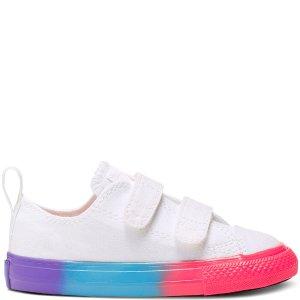 Converse彩虹底帆布鞋(童款)