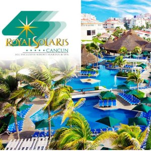 From $112All-Inclusive Royal Solaris Cancun Resort