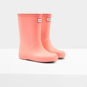 HunterUS13儿童雨靴