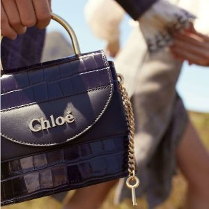 Any锁头午夜黑上新+包税直邮中国Chloe 美包8月特卖,C bag仅¥5000,多款Roy超好价