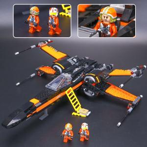 现价 £55.99(原价£69.99)LEGO星战系列波·戴姆伦专用X战机 75102