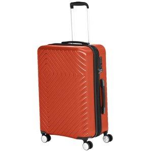 史低价:AmazonBasics 硬壳万向轮行李箱27.5寸 带TSA海关锁