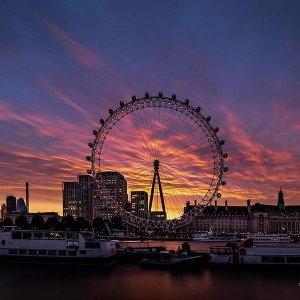 5.4折起+独家额外7.7折伦敦眼门票购买攻略|London Eye 梦幻浪漫美景共享