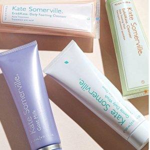A $39 Valued GiftKate Somerville Skincare Sale