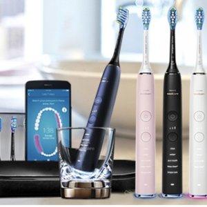 低至5折 €177收钻石电动牙刷Philips官网 季中热促 收电动牙刷、蒸汽熨斗、脱毛仪