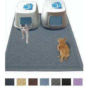 史低价$19.96 (原价$44.95)闪购:Easyology 高级猫砂垫 超级价特卖