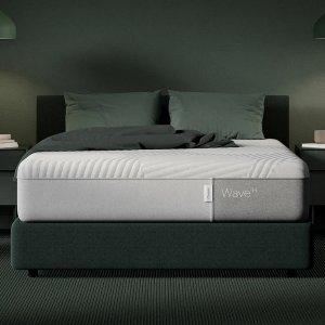 Casper5层顶配 强力支撑Wave Hybrid 床垫 Twin