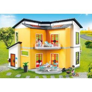 Playmobil城市生活系列:现代住宅