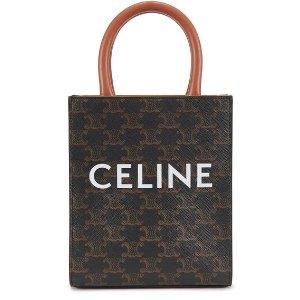 CelineMini Cabas老花款