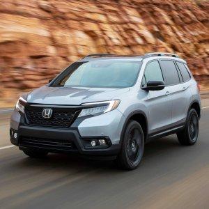 3.5L V6 起售价$31,990空间同级领先 2019 Honda Passport 中型SUV