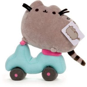 Pusheen on Scooter [B&N Exclusive]