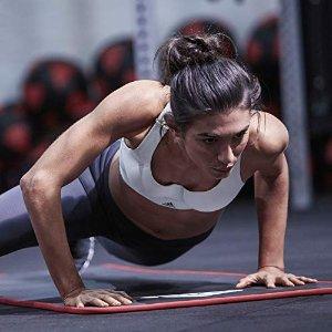 adidas 练习垫/瑜伽垫 红色 6.7折特价