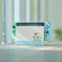 Switch 全新续航增强版 动森限定版