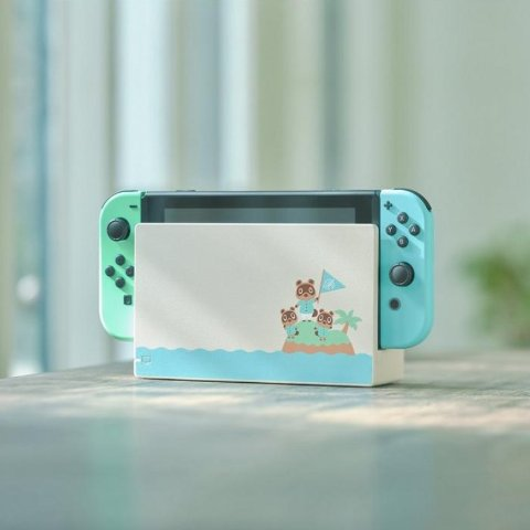 Switch Animal Crossing: New Horizons Edition
