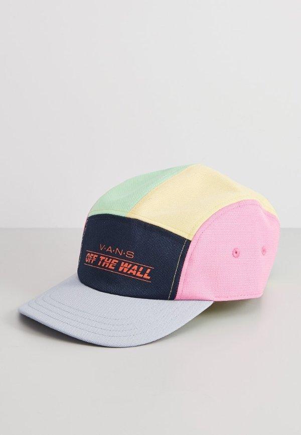 拼色棒球帽