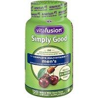 Vitafusion Simply Good 男生复合维生素 120里