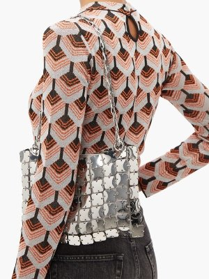 Square 1969 chain shoulder bag | Paco Rabanne | MATCHESFASHION.COM UK