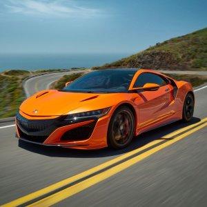 超跑NSX竟卖出23台Honda 4月销量分析 Civic继续领跑 CR-V和RAV4难分胜负
