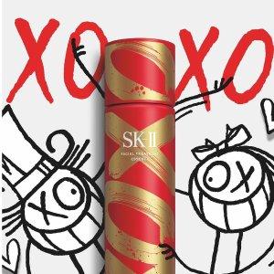 定价优势+9折+额外满减SK-II 护肤罕见折扣 和风娃娃神仙水仅$231(澳洲价$305)
