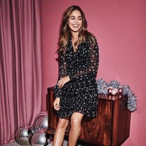 低至4折 €21收封面同款Miss Selfridge 冬季大促 甜妹都爱穿的英国高街品牌